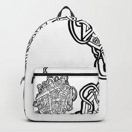 Tangled Box Backpack