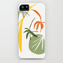 moss imprint - garden zen iPhone Case