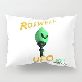 Roswell UFO Festival T-Shirt Pillow Sham