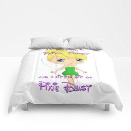 Baby Tink (2) Comforters
