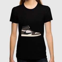 Jordan 1 Retro High Cactus Jack T-shirt