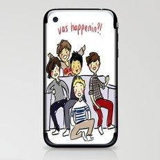 One Direction 'Vas Happenin' Cartoon iPhone & iPod Skin