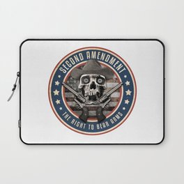 Second Amendment Laptop Sleeve