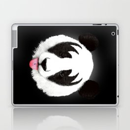 Kiss of a panda Laptop & iPad Skin