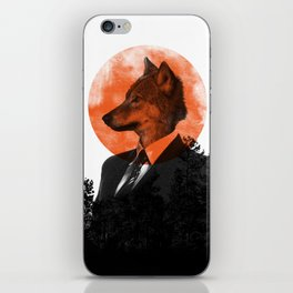 The real Wolf of Wall Street iPhone Skin