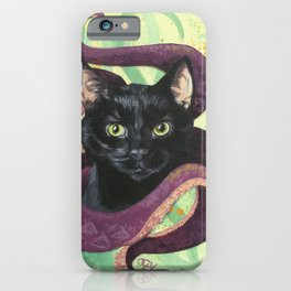 Unleashed: Arcane Cat Series iPhone Case