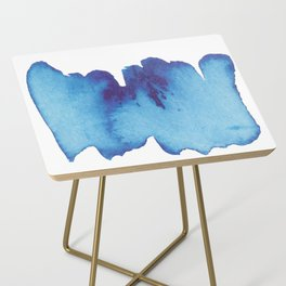 Blue Wave Side Table