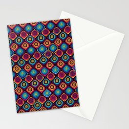 Diamonds 3 Stationery Cards