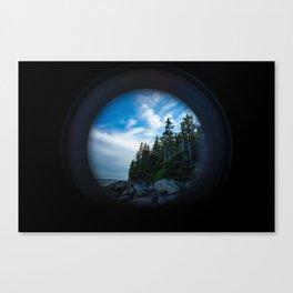 Porthole Canvas Print