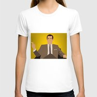 mad men T-shirts featuring Don Draper - Mad Men by Tom Storrer