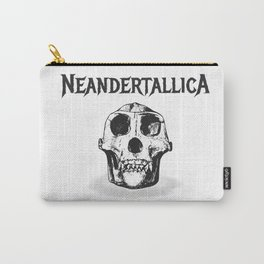 Neandertallica #3 Carry-All Pouch