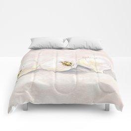 Garlic Watercolor Comforters
