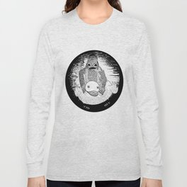 Quack from the lagoon Long Sleeve T-shirt