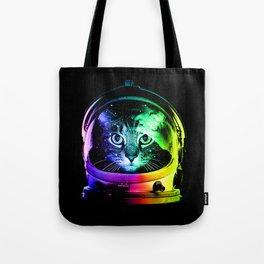 Astronaut Cat Tote Bag