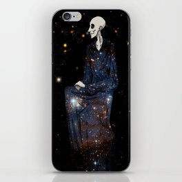 Space Dee iPhone Skin