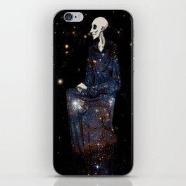 Space Dee iPhone Skin