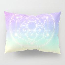 Sacred Geometry (Sacred Merkaba) Pillow Sham