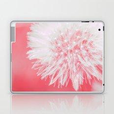 Pink Dandelion  Laptop & iPad Skin