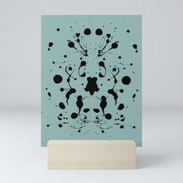 First Thought Mini Art Print