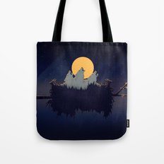 Midnight Sound Tote Bag