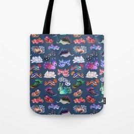Nudibranch Tote Bag