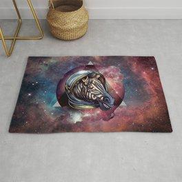 Cosmic Zebra and Galaxy Rug