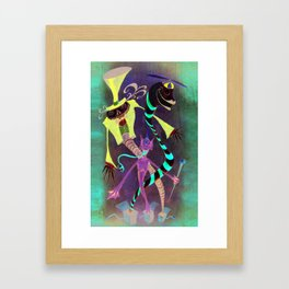 3 Jacks Framed Art Print