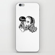 Callthulhu iPhone & iPod Skin