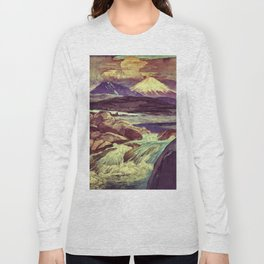 The Rising Fall Long Sleeve T-shirt