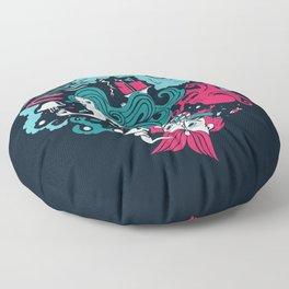 Rêve marin Floor Pillow
