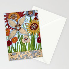Garden of Compassion Stationery Cards