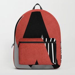 Triangles geometry Backpack
