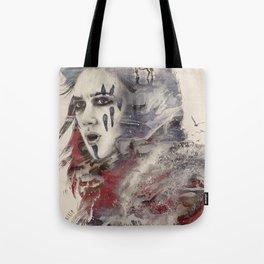 Winter Princess Tote Bag