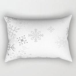 Christmas card Rectangular Pillow