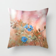 Things have changed Throw Pillow