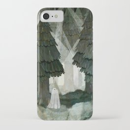 Pine Forest Clearing iPhone Case