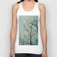 lights Tank Tops featuring Lights  by Laura Ruth