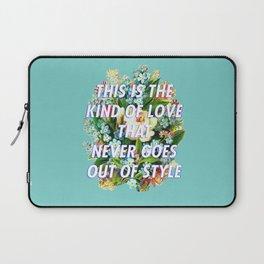 Kind of Love Laptop Sleeve