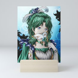 Sailormoon: Michiru Kaiou Mini Art Print