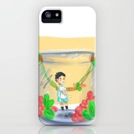 Iwaoi volleybottles / IWAIZUMI iPhone Case