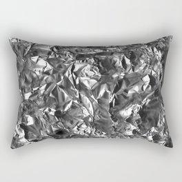 Silver Crush Rectangular Pillow