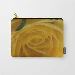Gloriously Golden Carry-All Pouch