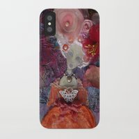 marie antoinette iPhone & iPod Cases featuring Marie Antoinette by inara77