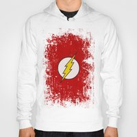flash Hoodies featuring Flash by Some_Designs