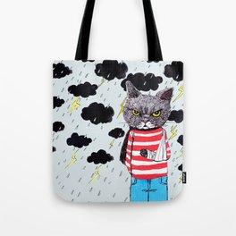 When It Rains, It Pours... Tote Bag
