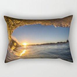 Golden View Rectangular Pillow