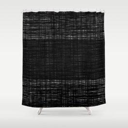 platno (center stripe) Shower Curtain