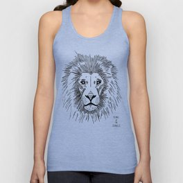 King Of The Jungle Unisex Tank Top