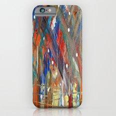 Slopes In My Ski Town iPhone 6s Slim Case