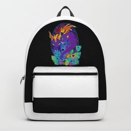 Spyro Dragon Backpack